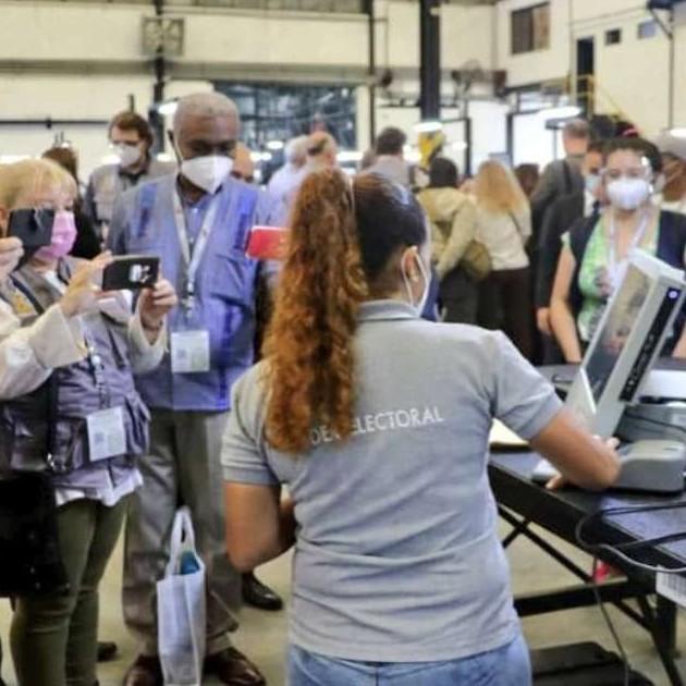 Diario Frontera, Frontera Digital,  veedores internacionales, Nacionales, ,Veedores internacionales recibieron taller  sobre auditorías del sistema electoral venezolano