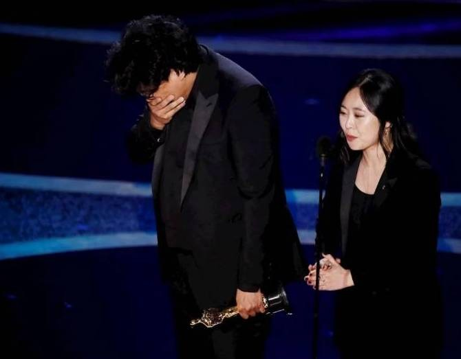 Diario Frontera, Frontera Digital,  PREMIOS OSCAR, Farándula, ,Parasite arrasa en los Premios #Oscar2020