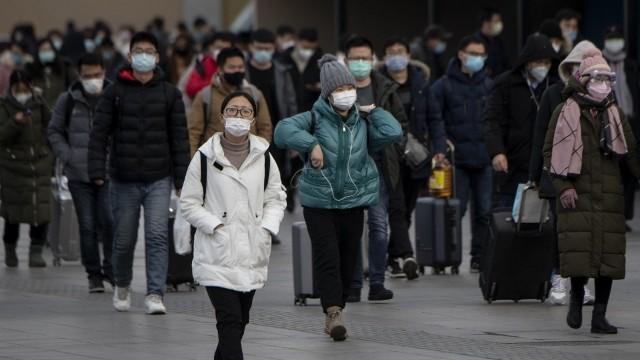 Diario Frontera, Frontera Digital,  COVID19, Salud, ,Fallecidos por coronavirus en China aumentan a 1.483