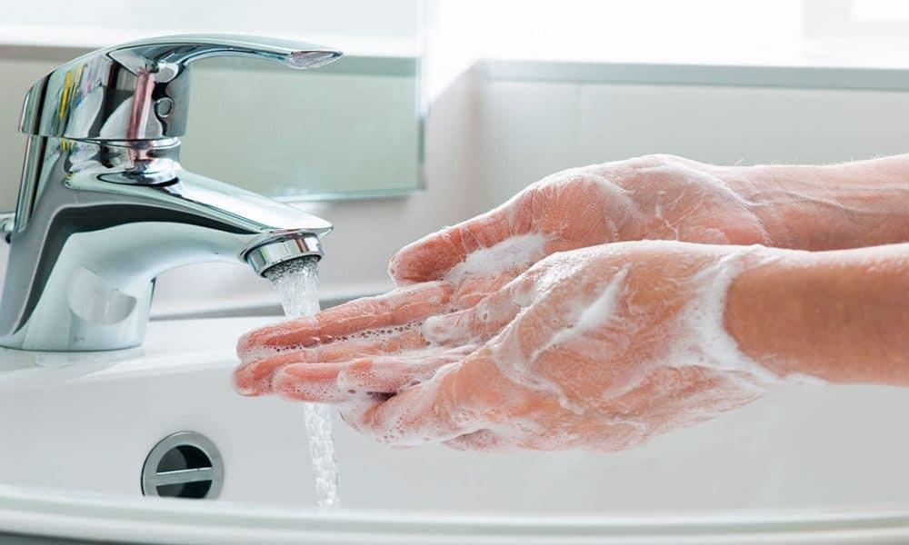 Diario Frontera, Frontera Digital,  CORONAVIRUS, Salud, ,Lavarse las manos es básico para prevenir el coronavirus