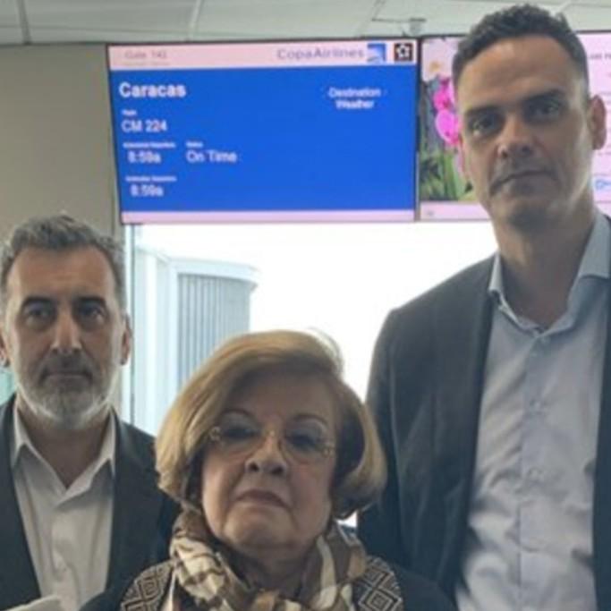 Diario Frontera, Frontera Digital,  CIDH, Internacionales, ,CIDH informó que le impidieron  abordar el avión que los llevaría a Venezuela