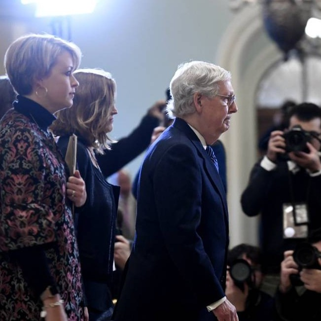 Diario Frontera, Frontera Digital,  D. TRUMP.CONGRESO DE LOS EE UU, Internacionales, ,El Senado de Estados Unidos  absuelve a Donald Trump en el 'impeachment'