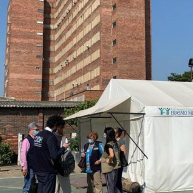 Diario Frontera, Frontera Digital,  CUCUTA, Internacionales, ,CIDH visitó a venezolanos en hospitales de Cúcuta
