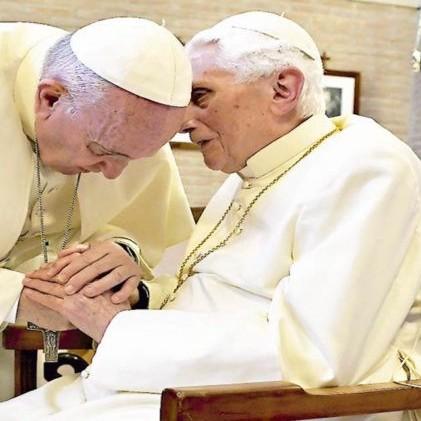 Diario Frontera, Frontera Digital,  BENEDICTO XVI, Internacionales, ,Benedicto XVI solicitó abandonar idea  de ordenar hombres casados en la Iglesia