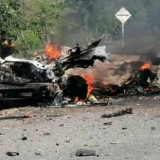 Diario Frontera, Frontera Digital,  COCHE BOMBA, Internacionales, ,Explota coche bomba cerca  de base militar colombiana fronteriza con Venezuela