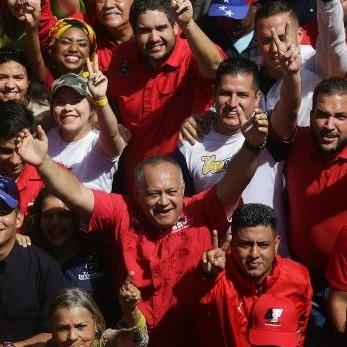 Diario Frontera, Frontera Digital,  DIOSDADO CABELLO, Politica, ,Cabello reitera que este año  solo habrá elecciones parlamentarias