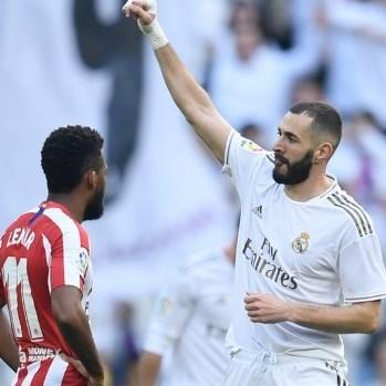 Diario Frontera, Frontera Digital,  REAL MADRID, Deportes, ,Real Madrid gana el derbi al Atlético  y sigue su buen momento