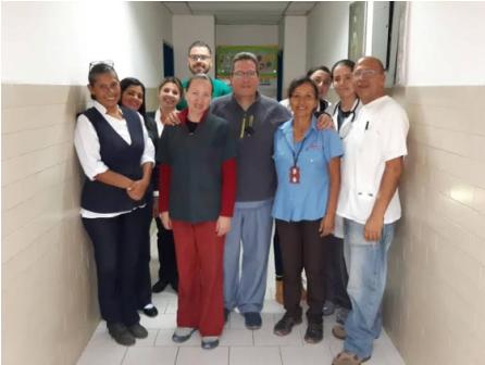 Diario Frontera, Frontera Digital,  Red Ambulatoria de Ejido, Salud, ,Red Ambulatoria de Ejido beneficia en operativos  a cientos de personas con problemas de salud