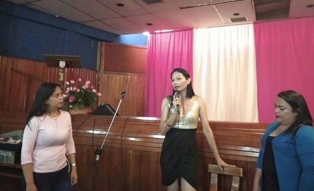 Diario Frontera, Frontera Digital,  MUNICIPIO RIVAS DÁVILA, Mocoties, ,Mujeres del municipio Ribas Dávila recibieron homenaje