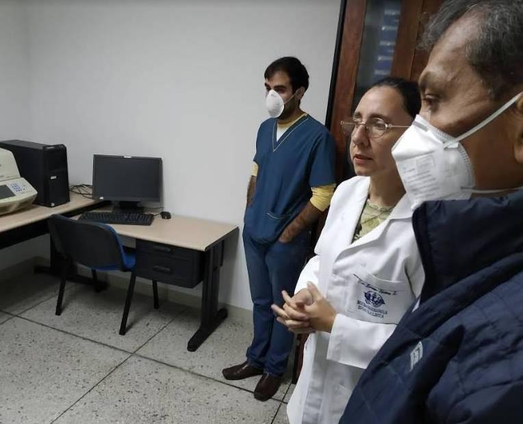 Diario Frontera, Frontera Digital,  laboratorio de biología molecular, ULA, GOBIERNO DE MÉRIDA, Salud, ,En Mérida se podrán hacer pruebas para diagnosticar el COVID-19