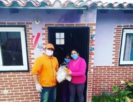 Diario Frontera, Frontera Digital,  SEGUNDA FASE CLAP EN MUNICIPIO RANGEL, Páramo, ,El CLAP llegó a 3000 hogares del municipio Rangel en segunda fase de atención
