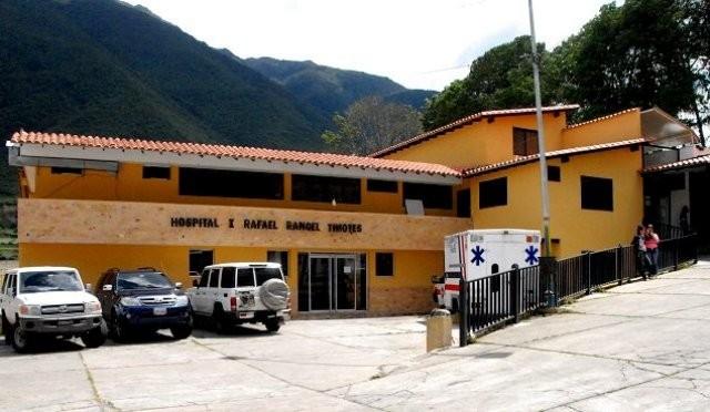Diario Frontera, Frontera Digital,  TIMOTES, Páramo, ,Hospital  I de Timotes recibió dotación de equipos de protección