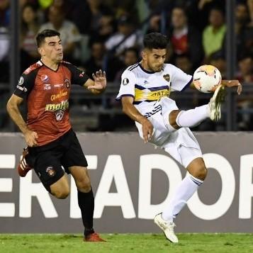 Diario Frontera, Frontera Digital,  CARACAS FC, Deportes, ,Caracas FC empata 1-1 con Boca Juniors  en su estreno en la Libertadores