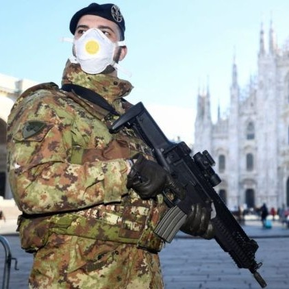 Diario Frontera, Frontera Digital,  ITALIA, Internacionales, ,Gobierno italiano cuarentena  a 12 regiones por coronavirus