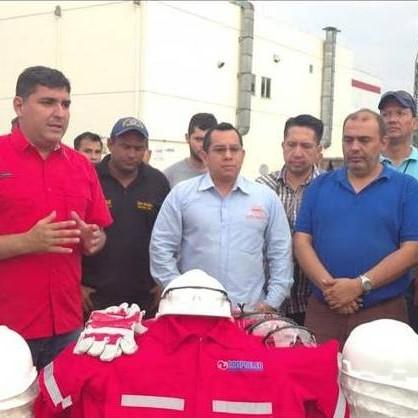 "Diario Frontera, Frontera Digital,  PLANTA LUIS ZAMBRANO, Panamericana, ,Trabajadores de la planta ""Don Luis Zambrano"" reciben dotación"