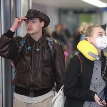 Diario Frontera, Frontera Digital,  PASAJEROS, Internacionales, ,Caos y confusión en los aeropuertos de EE.UU.  tras el inicio del veto a Europa