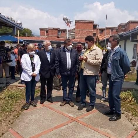 Diario Frontera, Frontera Digital,  ACTIVADO EN Mérida Centro de Triaje, Salud, ,En menos de 24 horas activado en Mérida Centro de Triaje  para casos sospechosos de Covid-19