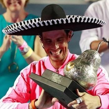 Diario Frontera, Frontera Digital,  RAFA NADAL, Deportes, ,Nadal, campeón en Acapulco a lo grande