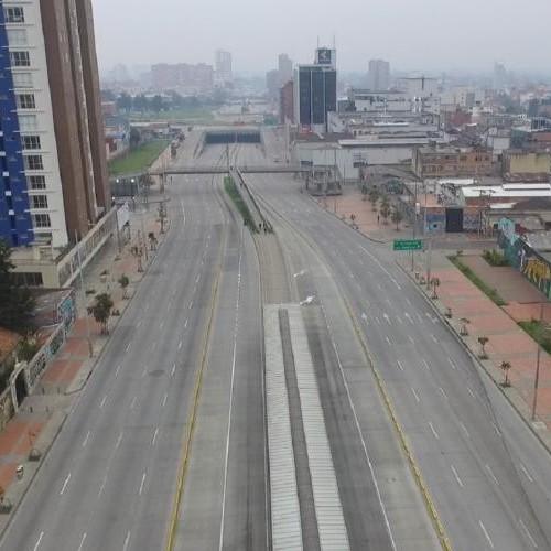 Diario Frontera, Frontera Digital,  BOGOTÁ, Internacionales, ,COLOMBIA: Simulacro de aislamiento se extenderá un día más  y se empatará con la cuarentena