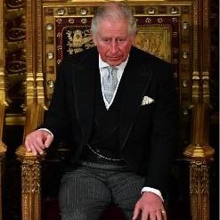 Diario Frontera, Frontera Digital,  PRINCIPE CARLOS DE INGLATERRA, Internacionales, ,El príncipe británico Carlos de Gales contrajo Covid-19
