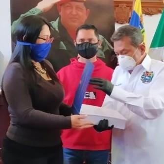 Diario Frontera, Frontera Digital,  GOBIERNO DE MÉRIDA, Politica, ,Gobernador Ramón Guevara entregó Memoria y Cuenta del año 2019
