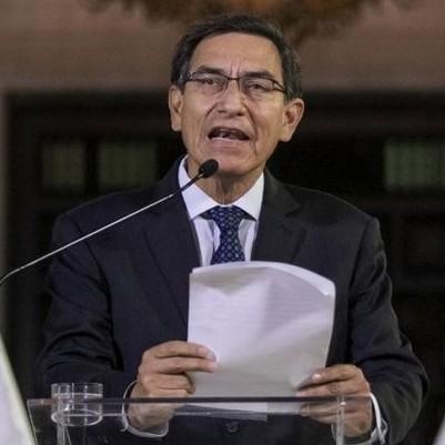 Diario Frontera, Frontera Digital,  PERÚ, Internacionales, ,Presidente de Perú anuncia ampliación por 13 días del aislamiento social obligatorio