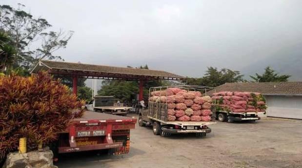 Diario Frontera, Frontera Digital,  MUNICIPIO RANGEL DE MÉRIDA, Páramo, ,Plan Priorizado de Carga de Combustible  atendió más de 300 productores del páramo