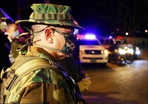 """Diario Frontera, Frontera Digital,  SANTOS MARQUINA, TABAY, Páramo, ,En desarrollo operación """"Escudo Bolivariano Salud Segura""""  en Santos Marquina"""