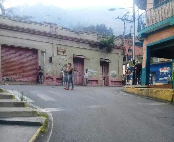 Diario Frontera, Frontera Digital,  PROTESTA EN TOVAR, Mocoties, ,HABITANTES DE TOVAR PROTESTARON PARA EXIGIR MEJORAS EN LOS  SERVICIOS PUBLICOS