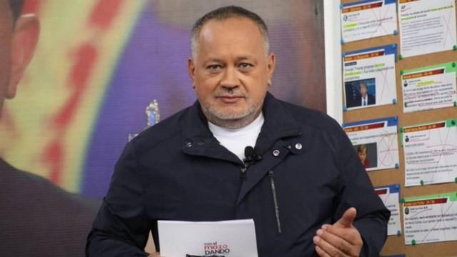 """Diario Frontera, Frontera Digital,  DIOSDADO CABELLO, Politica, ,Cabello reiteró que EEUU preparaba  """"falso positivo"""" contra Venezuela"""