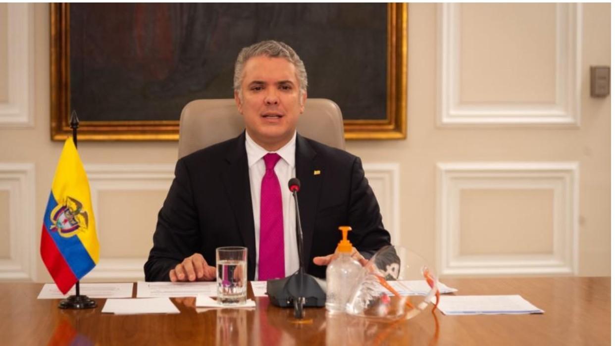 Diario Frontera, Frontera Digital,  IVÁN DUQUE, Internacionales, ,Duque registra mayor aprobación  a su gestión en Colombia en medio de pandemia