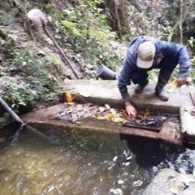 Diario Frontera, Frontera Digital,  TABAY, SANTOS MARQUINA, Páramo, ,Alcaldía de Santos Marquina realizó mantenimiento  al acueducto de los Llanitos de Tabay