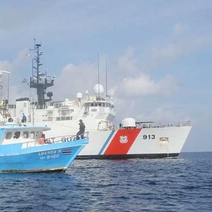 Diario Frontera, Frontera Digital,  GUARDIA COSTERA, Internacionales, ,Guardia Costera de EEUU incautó más de 700 kilos de droga en el Caribe