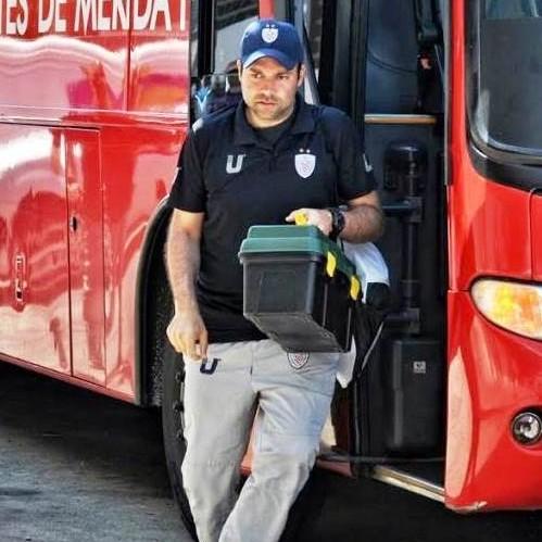 """Diario Frontera, Frontera Digital,  ESTUDIANTES DE MÉRIDA F.C., Deportes, ,Jesús Montilla: """"Monitoreamos cómo evolucionan los jugadores  con las cargas de trabajo, si hay alguna lesión estamos al tanto"""