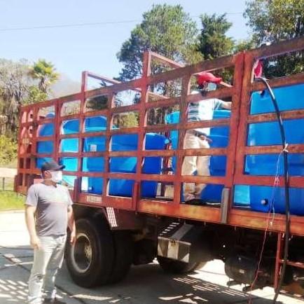 Diario Frontera, Frontera Digital,  MUNICIPIO RANGEL, Páramo, ,Llega a Rangel el Plan de Producción, Envasado y Distribución de cloro