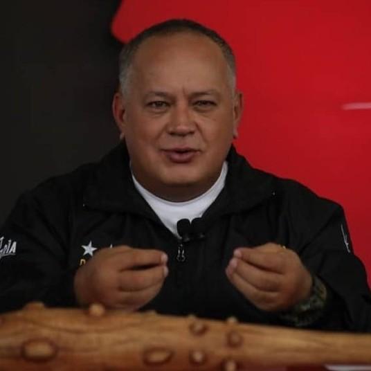 """Diario Frontera, Frontera Digital,  DIOSDADO CABELLO, Politica, ,Cabello: """"EEUU no va a tener ni una sola  prueba de nosotros sobre narcotráfico"""""""