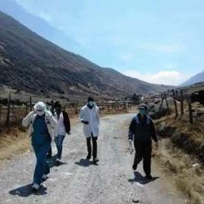 Diario Frontera, Frontera Digital,  MUNICIPIO RANGEL DE MÉRIDA, MÉRIDA, Páramo, ,Barrio Adentro realizó despistaje del COVID-19  a 1.500 personas del municipio Rangel