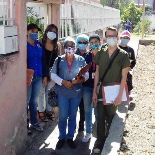 Diario Frontera, Frontera Digital,  PROMOTORES SOCIALES DE CORPOSALUD, MÉRIDA, Salud, ,Promotores sociales de Corposalud  desplegados en el estado Mérida