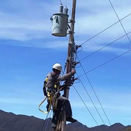 Diario Frontera, Frontera Digital,  MUNICIPIO RANGEL, Páramo, ,CORPOELEC instala nuevos transformadores  en sectores del municipio Rangel