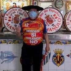 Diario Frontera, Frontera Digital,  MANOLO EL DEL BOMBO, Deportes, ,Manolo el del Bombo se jubila ahogado por la crisis del coronavirus