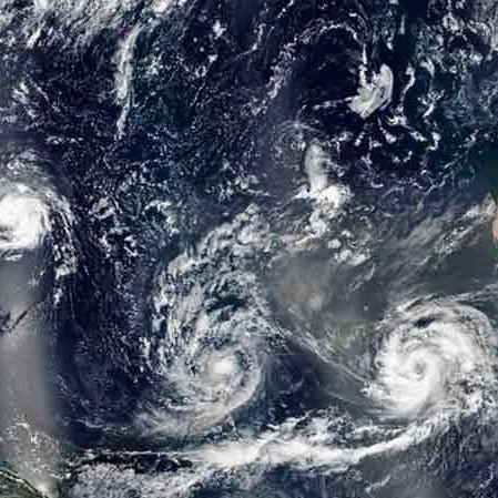 Diario Frontera, Frontera Digital,  HURACANES, Internacionales, ,EEUU teme temporada de huracanes «extremadamente activa»