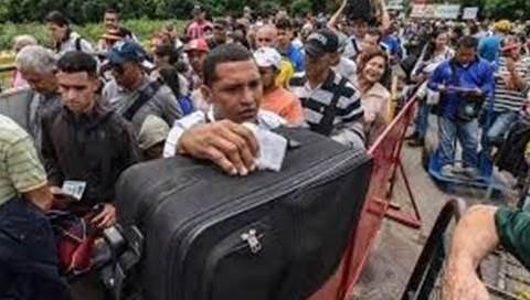 Diario Frontera, Frontera Digital,  MIGRANTES VENEZOLANOS, Internacionales, ,Migrantes venezolanos sufren y suplican por ayuda para regresar al país