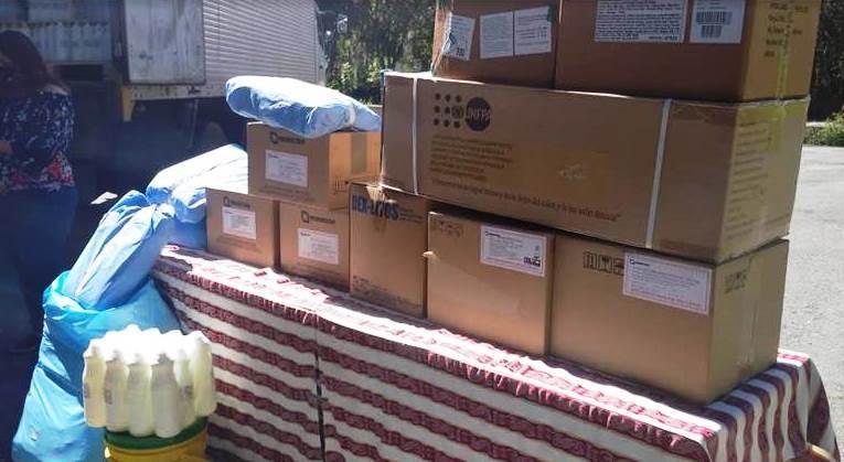 Diario Frontera, Frontera Digital,  MEDICAMENTOS, MÉRIDA, Salud, ,Más de un millón doscientas mil unidades  de medicamentos e insumos llegaron a Mérida