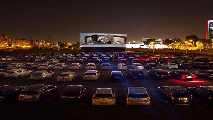 Diario Frontera, Frontera Digital,  AUTOCINE, Entretenimiento, ,Cinex estrenará dos autocines en Caracas a principios de julio