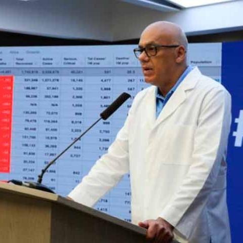 Diario Frontera, Frontera Digital,  JORGE RODRÍGUEZ, Nacionales, ,Venezuela tiene 171 nuevos casos confirmados y dos fallecidos por covid-19