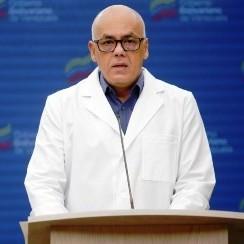 Diario Frontera, Frontera Digital,  JROGE RODRÍGUEZ, Nacionales, ,Jorge Rodríguez confirma 159 casos de Covid-19 y un fallecido