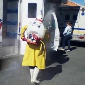 Diario Frontera, Frontera Digital,  ALCALDÍA DE RANGEL, Páramo, ,Espacios de salud en el Páramo  recibieron jornadas especiales de desinfección