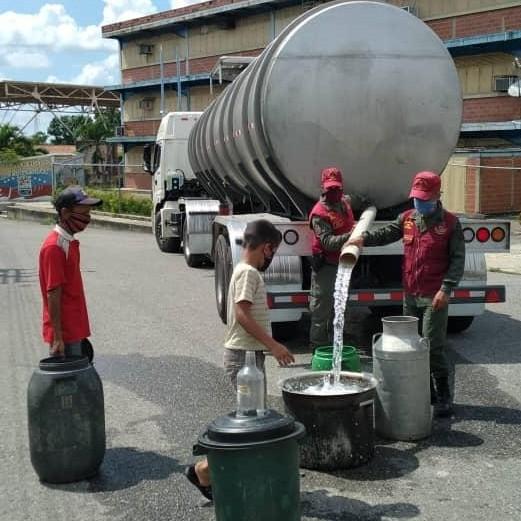 Diario Frontera, Frontera Digital,  AGUAS DE MÉRIDA, EL VIGÍA, Panamericana, ,Atendidas con agua potable  comunidades del municipio Alberto Adriani
