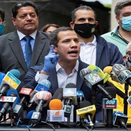 Diario Frontera, Frontera Digital,  JUAN GUAIDÓ, Politica, ,Guaidó: Están intentando desaparecer los partidos políticos