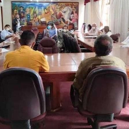 Diario Frontera, Frontera Digital,  CLEBM, IAHULA, Salud, ,CLEBM impulsará mejores condiciones para trabajadores del IAHULA